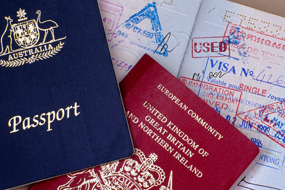 Passports & ID Photographs
