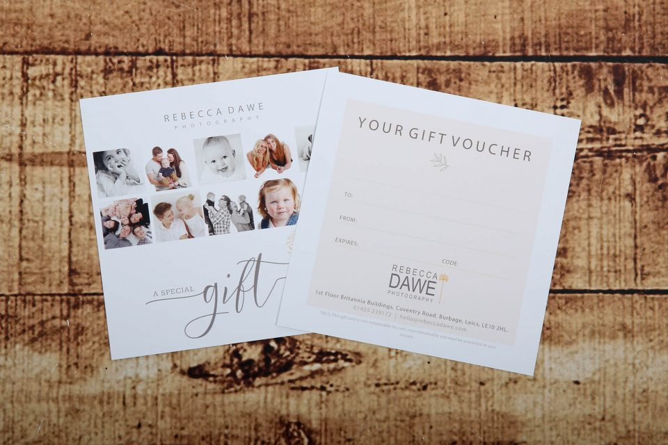 Portrait Gift Voucher