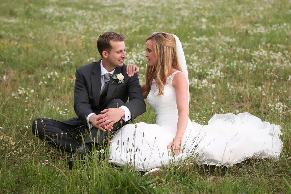 Louise & Duncan's Idyllic Glorious Summer's Day Wedding