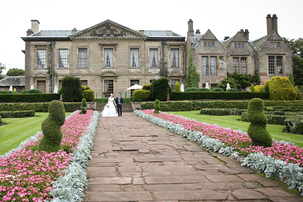 Coombe Abbey Weddings