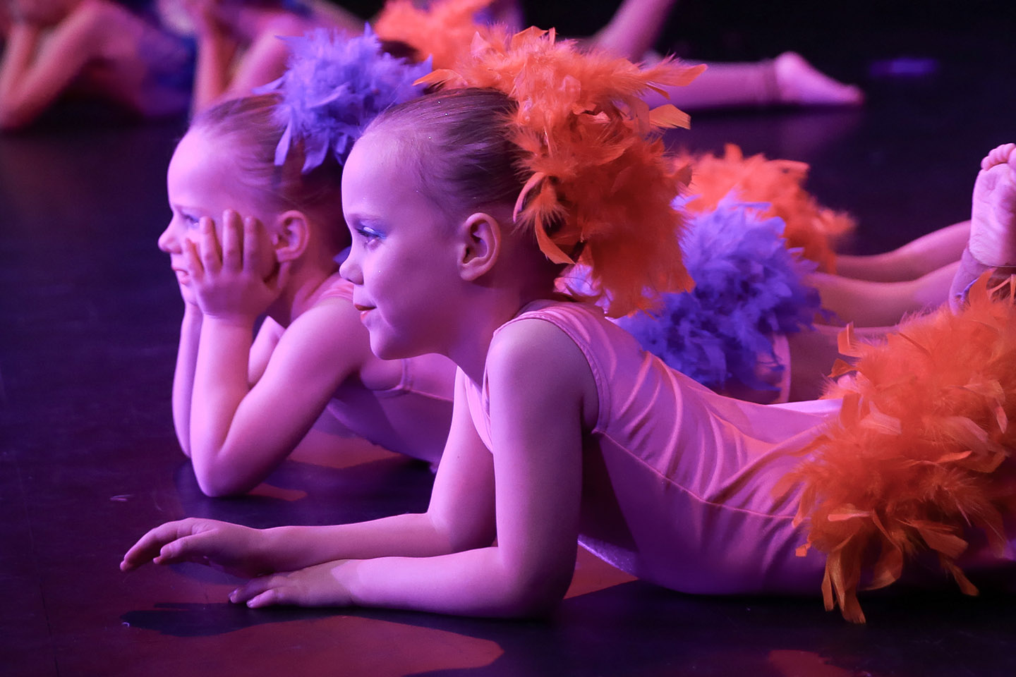 Dance School Photography by Rebecca Dawe