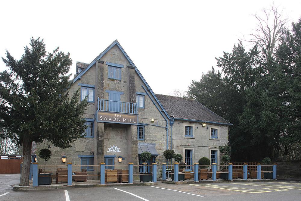Saxon Mill