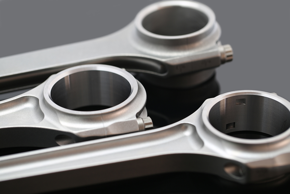 Arrow Precision Engineering Connecting Rod Black