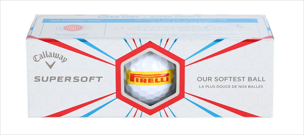 Pirelli Golf Balls