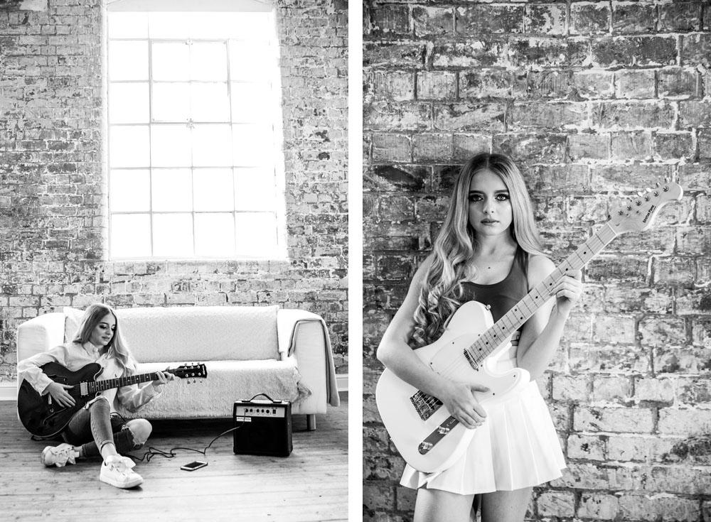 Studio at Rebecca Dawe Photography