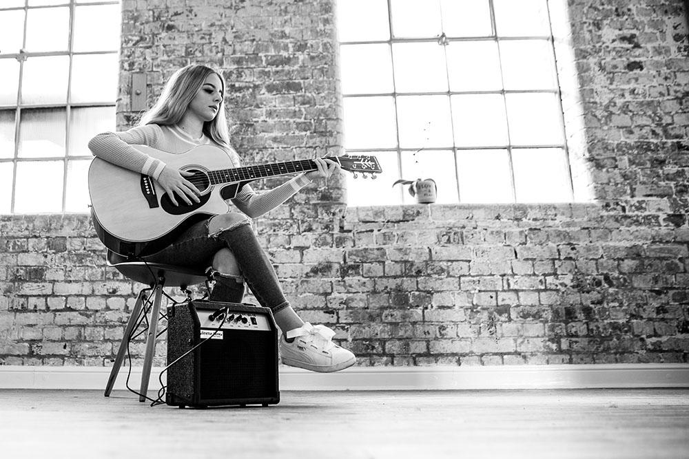 Megan Carlile & Stretton Payne Guitars
