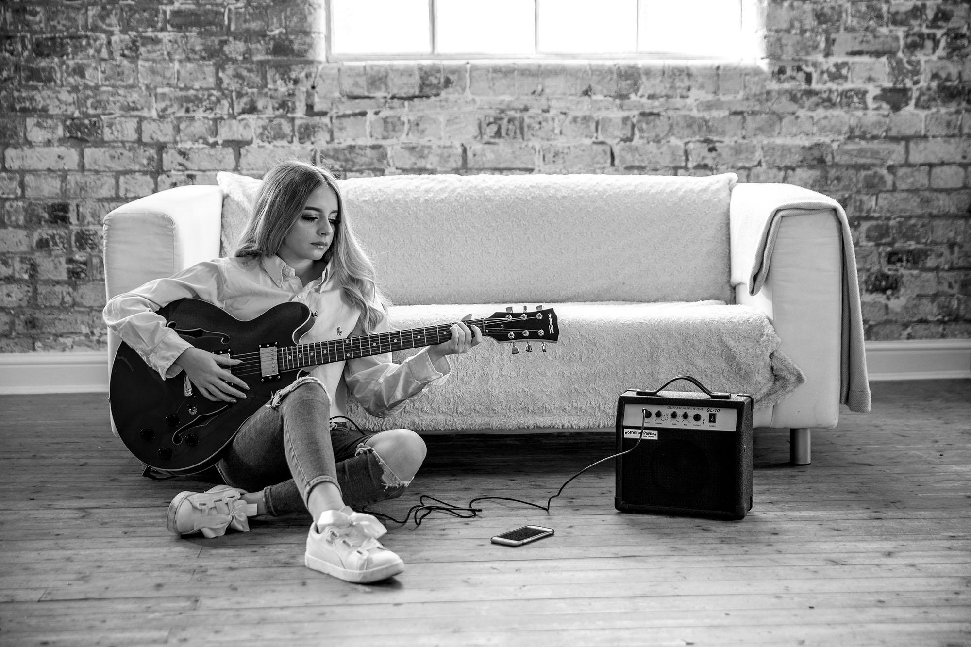 Rockstar & Stretton Payne Guitars