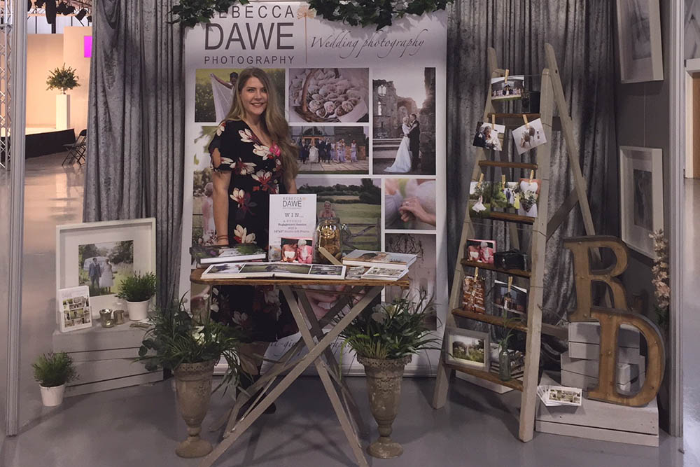 Claire Bruntingthorpe Wedding Fayre