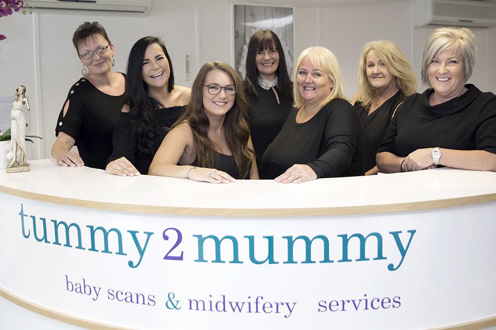 Tummy 2 Mummy Staff