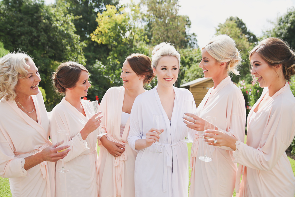Coombe Abbey Wedding Bridesmaids