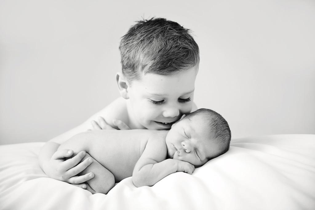 George & Harry Newborn Photography
