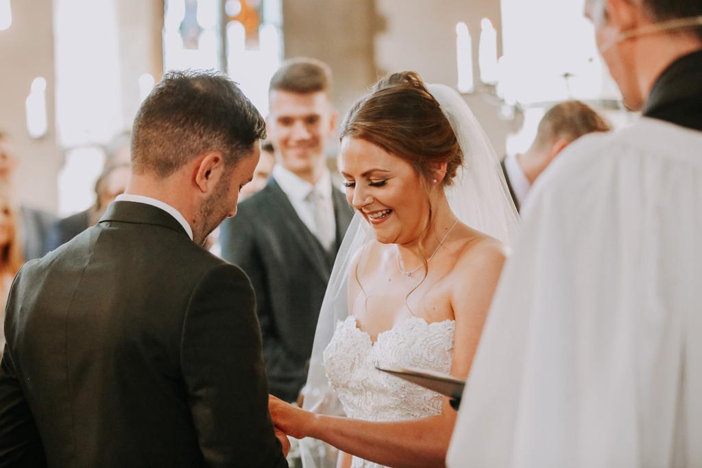 Stapleford Park Wedding with Rebecca Dawe Photography
