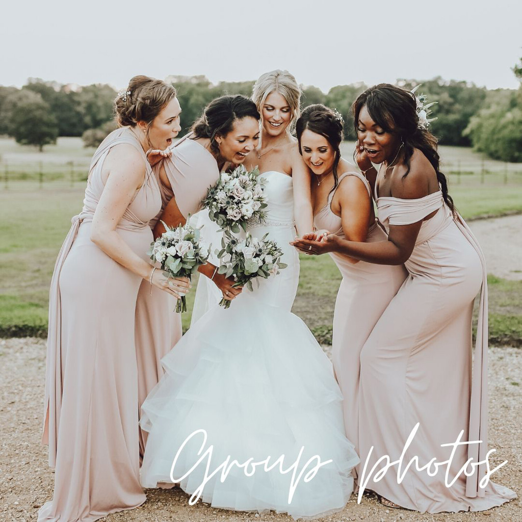 Planning your wedding day pictures